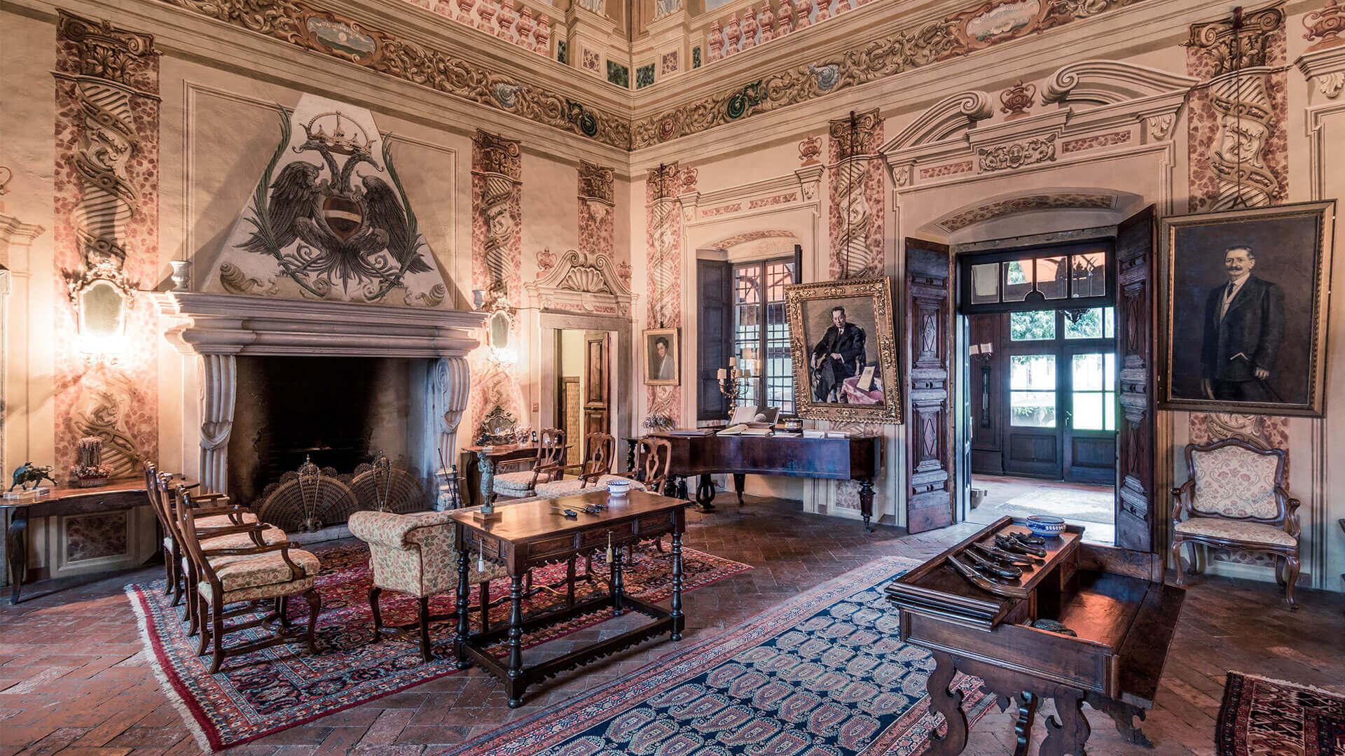 interno palazzo lana berlucchi